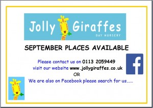 sept places available